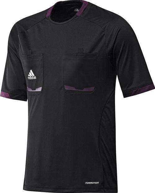 ADIDAS Referee Jersey SS schwarz