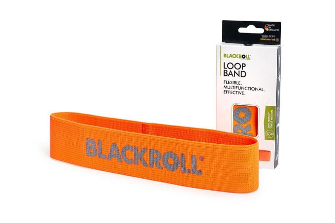 Blackroll Loop Band leicht orange Orange
