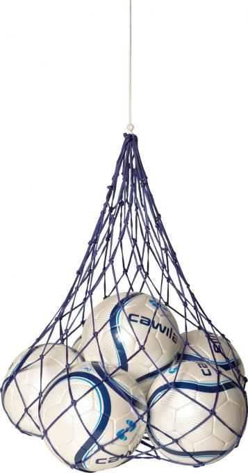 Ballnetz Nylon (10 Bälle)