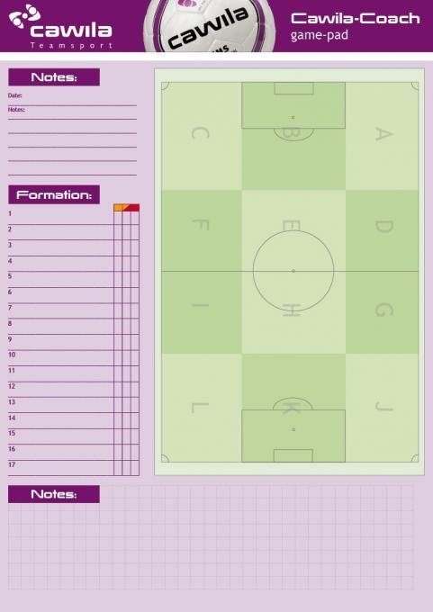 Fußball Game Pad
