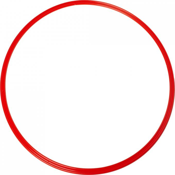 Koordinationsringe 70cm Rot