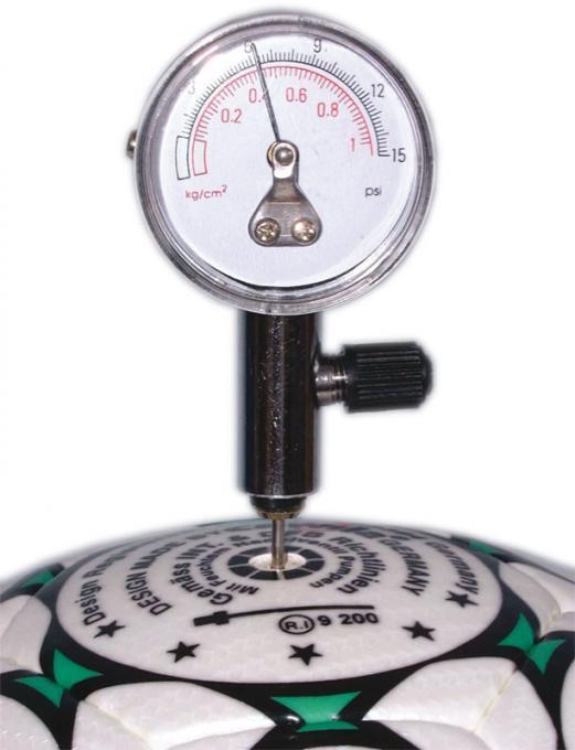 Luftdruckprüfer