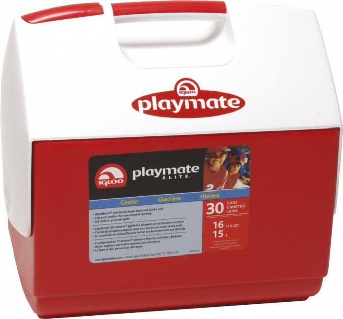 Playmate Kältebox 6,5 Rot