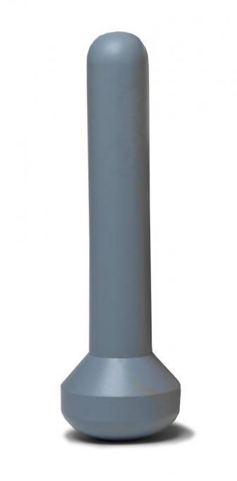 Scheibenhalter Pro Grau