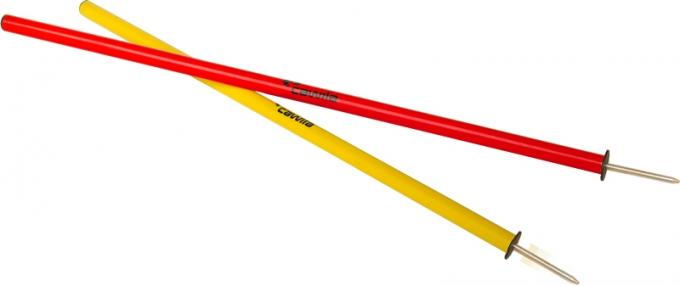 Slalomstange Ø33mm 1,60m Blau