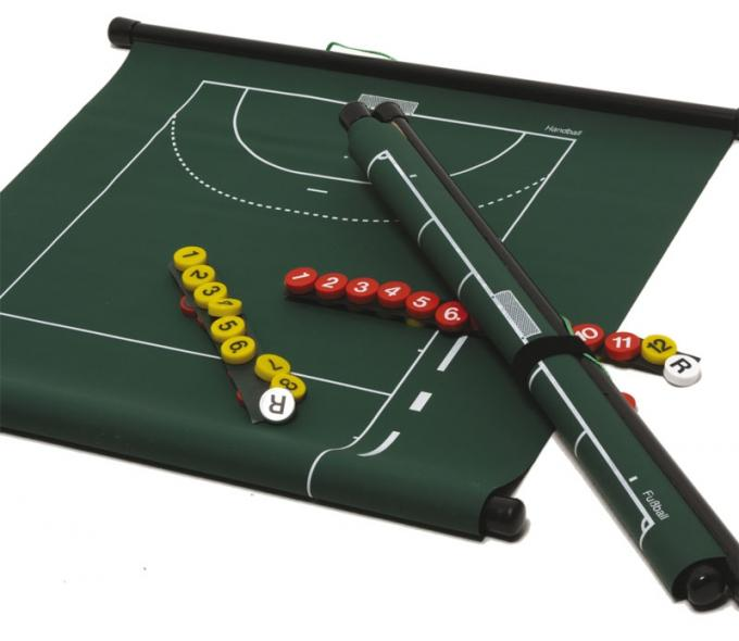 Trainerlehrkarte Fußball Medium