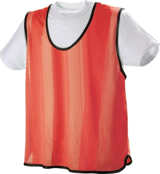 Trainingsleibchen Uni Rot