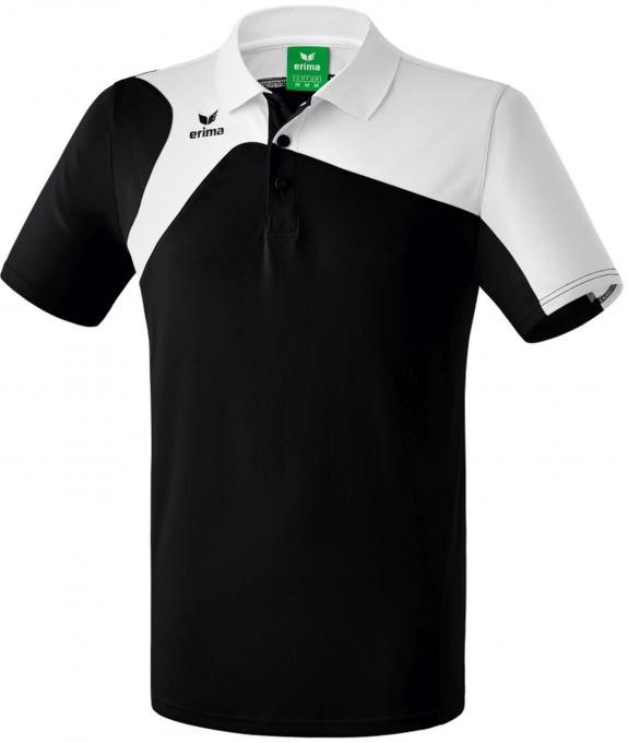 Club 1900 2.0 Polo schwarz/weiß