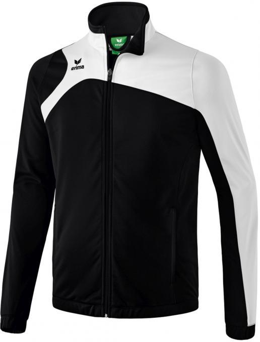 Club 1900 2.0 Polyesterjacke schwarz/weiß