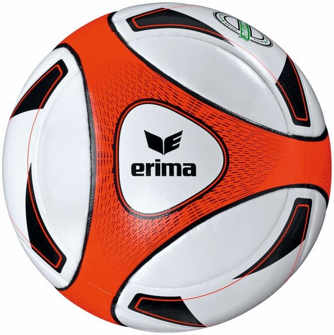ERIMA HYBRID Match football size 5 white/fluo_orange