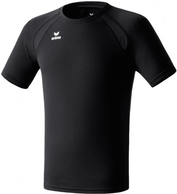 Performance T-shirt schwarz