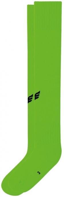 Stutzenstrumpf Mit Logo green gecko