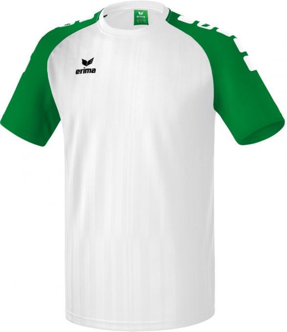 Tanaro 2.0 Trikot weiß/smaragd