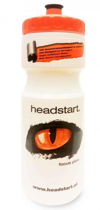 Headstart Focus Plus Getränkeflasche 0,7l