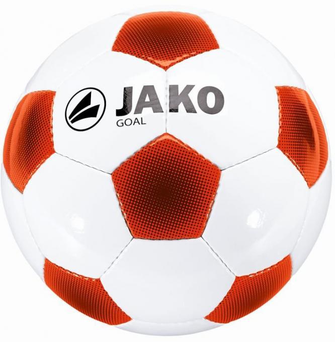 Jako Ball Goal Classico 3.0 Gr. 4 Weiß