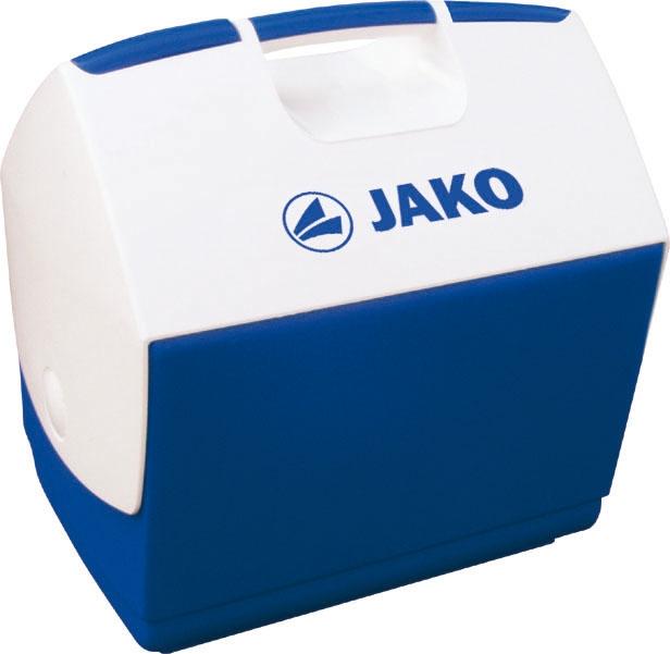 Kühlbox marine/weiß