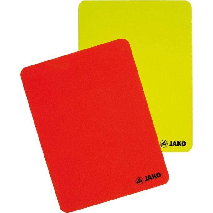 Karten-Set  Schiedsrichter