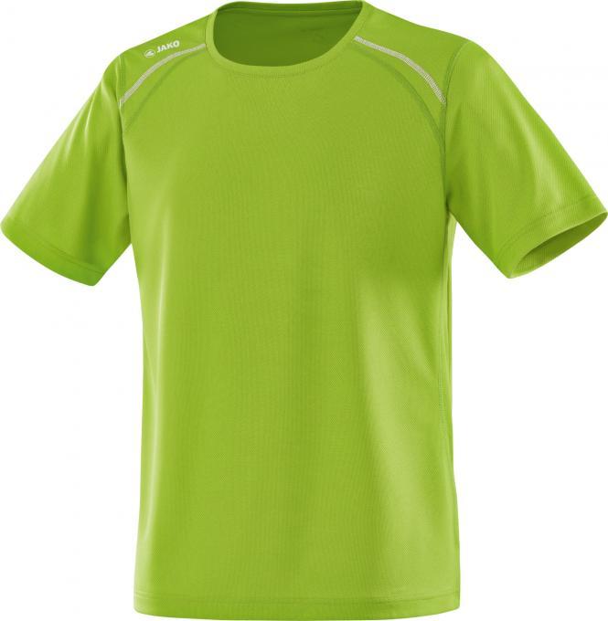 Jako Run T-Shirt grün