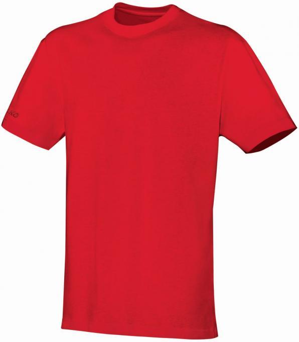 T-Shirt Team rot