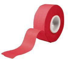 Tape 2,5 cm rot