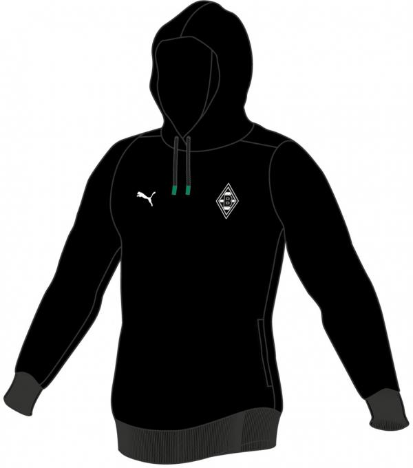 BMG Badge Hoody