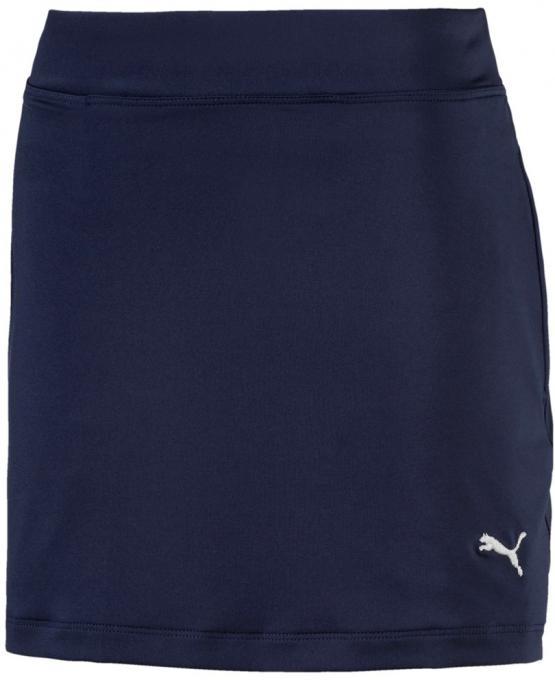 Girls Solid Knit Skirt